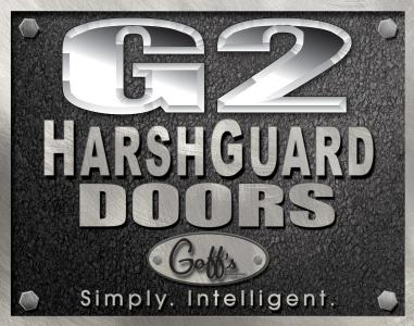 Goff's G-2 HarshGuard Doors