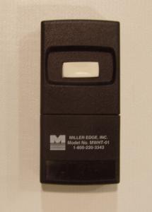Goff's Door Remote