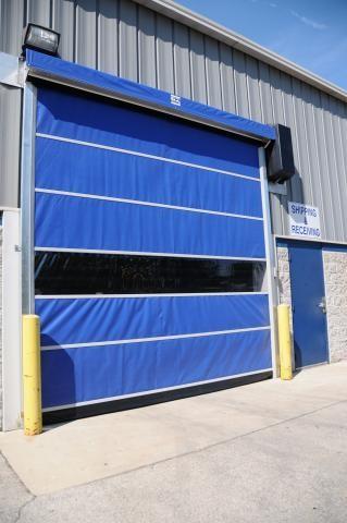 vinyl roll-up doors